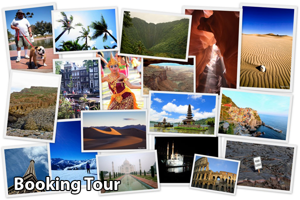 Tour Booking Service