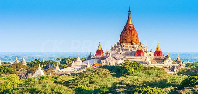Myanmar Travelling