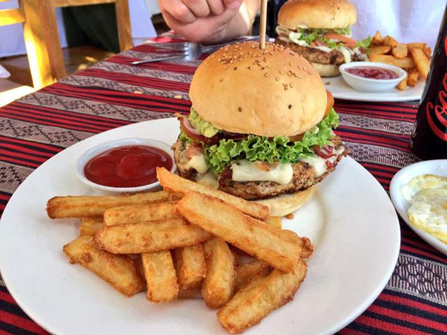 Myanmar-Restaurant choice