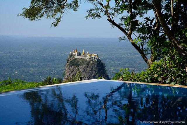 Mount Popa resort