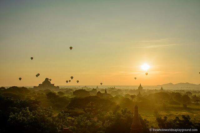 Myanmar sunrise-2